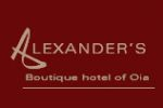 Alexander's Boutique Hotel