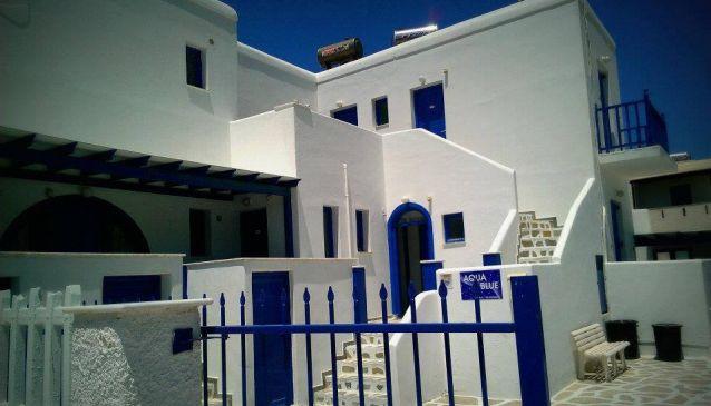 Aqua Blue Hotel Parikia