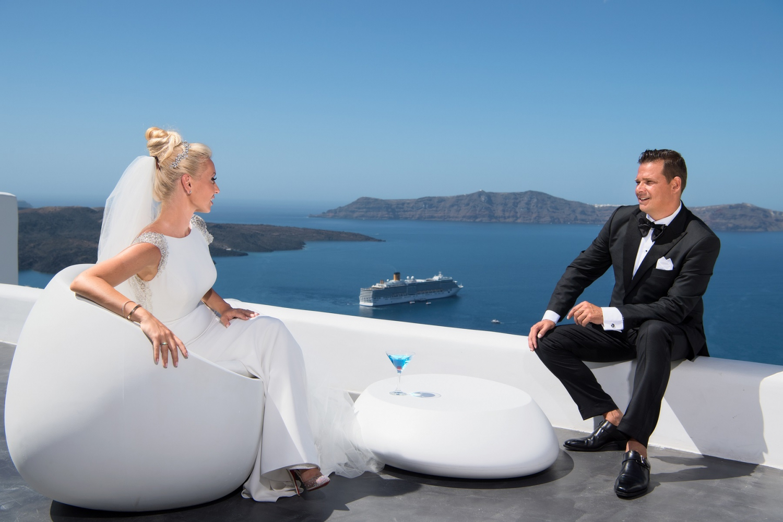Athina Luxury Weddings in Greek Islands | My Guide Greek Islands