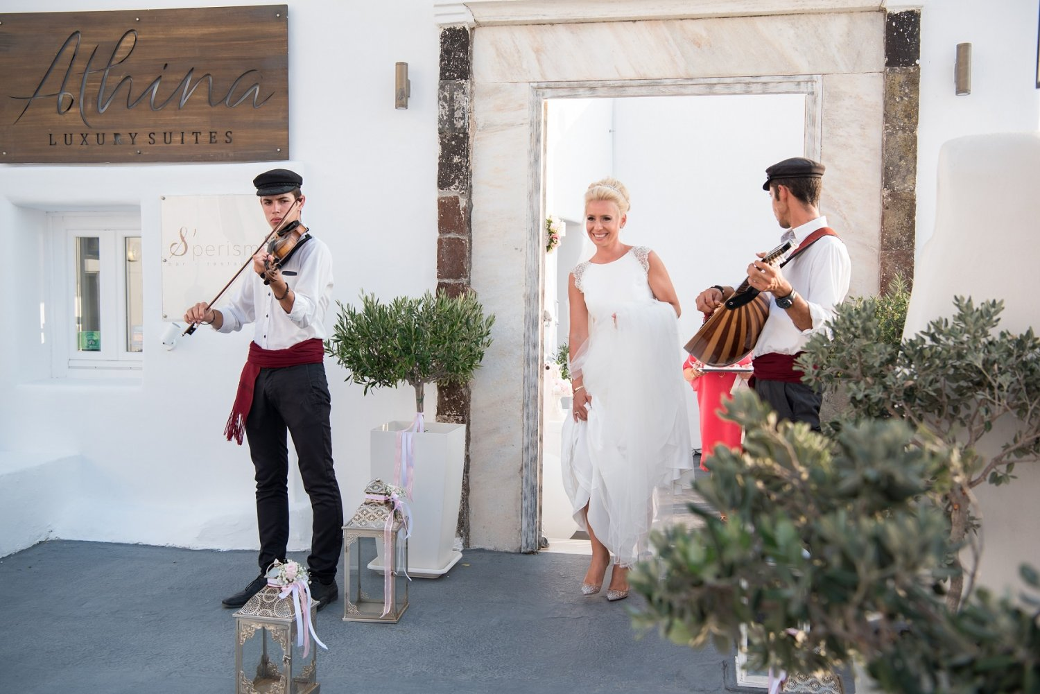 Best Wedding Venues in Greek Islands