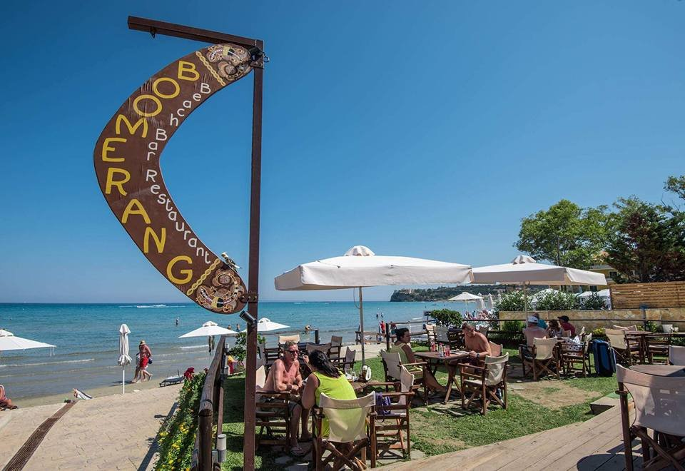 Boomerang Beach Bar