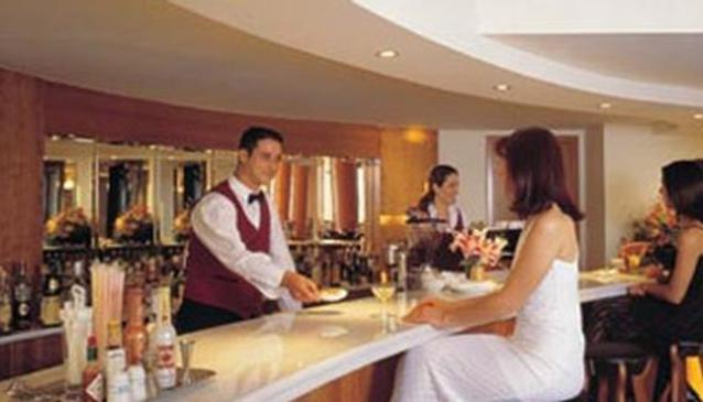 Chandris Hotel Bar