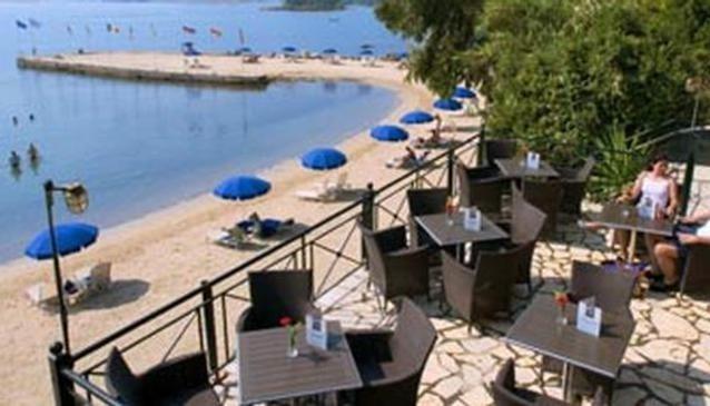 Corfu Palace Pool Bar