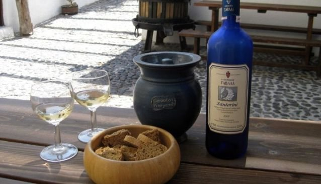 Winery experiences in Greek Islands