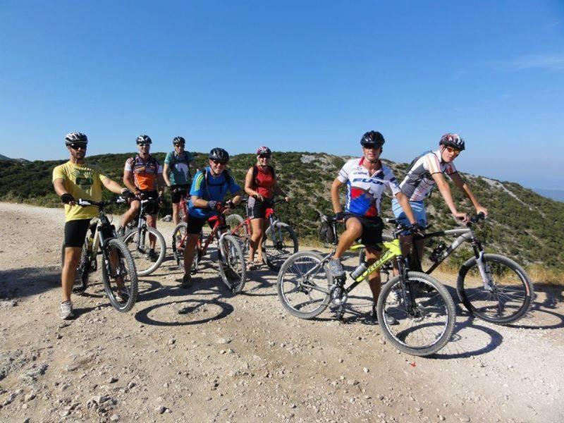 Corfu Guided Bike Tours