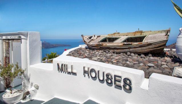 Mill Houses Studios & Suites