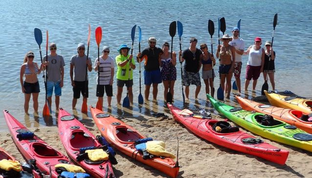 Mykonos Kayak Tours