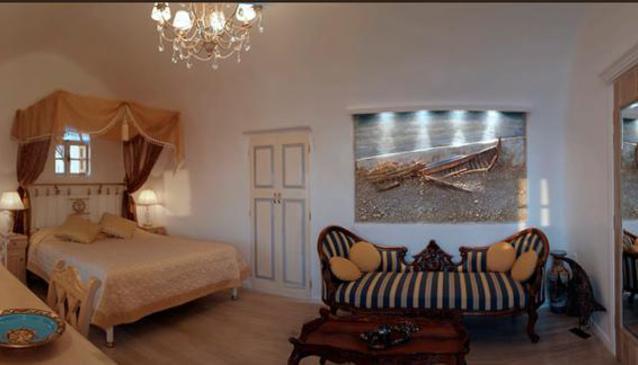 Oia Castle Suites