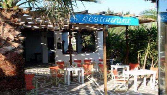 Parasporos Beach Bar