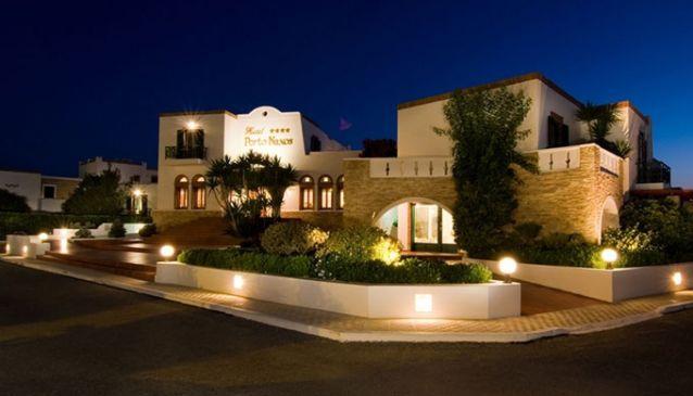 Porto Hotel Naxos