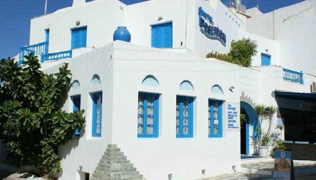 Poseidon Hotel Naxos
