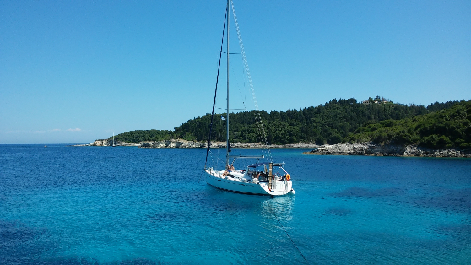 Sail in Greek Waters