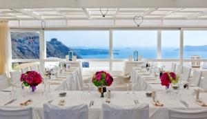 Santorini Princess Weddings