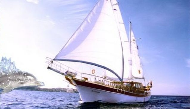 Traditional wooden yachts Charter