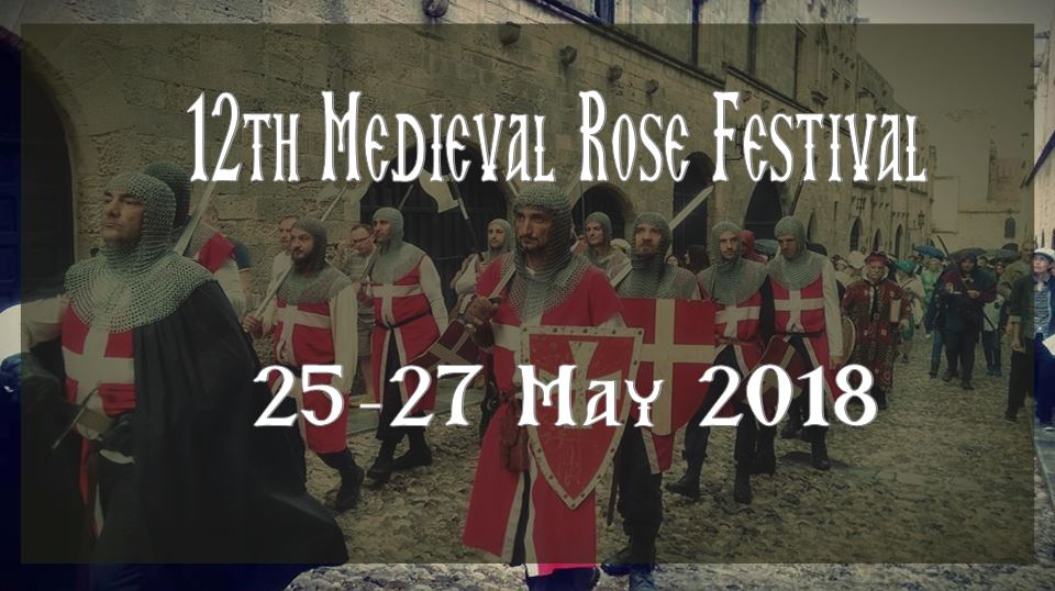 12th Medieval Rose Festival