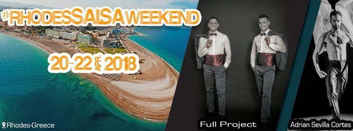 1st Rhodes SALSA Weekend