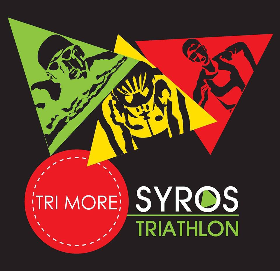 3rd Trimore Syros Triathlon - Open Water Swimming