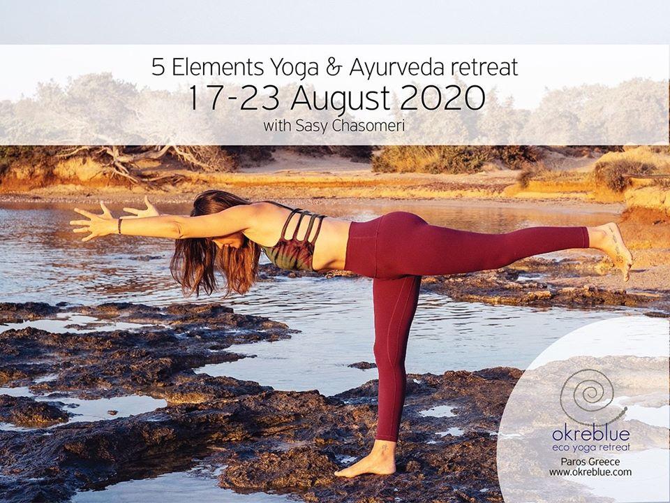 5 Elements: Yoga & Ayurveda
