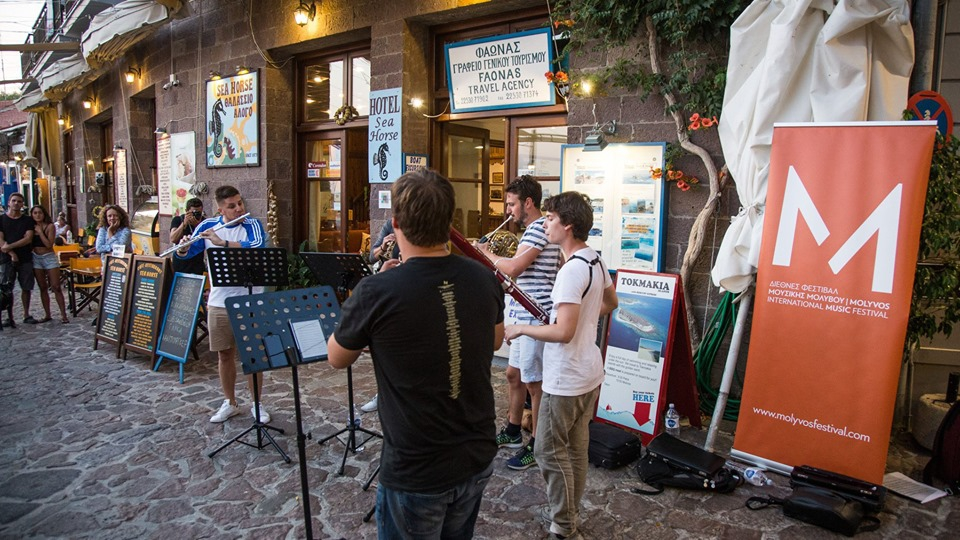 5th Molyvos International Music Festival