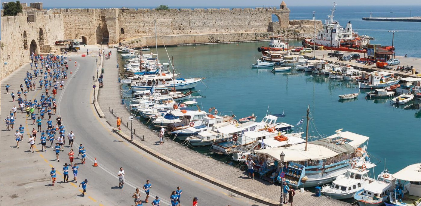 6th International Marathon of Rhodes