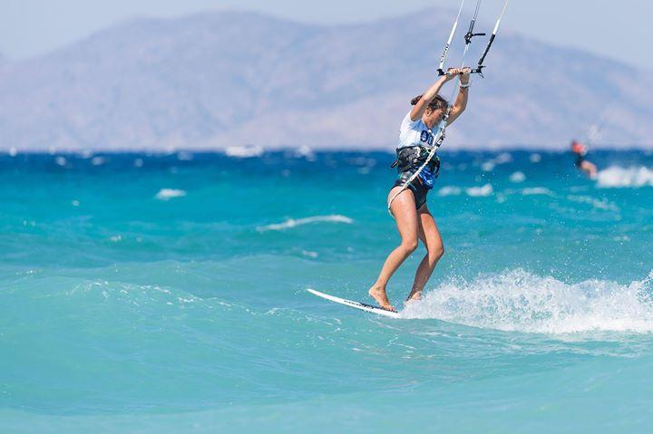 BigT Kite Event mit Sabrina Lutz