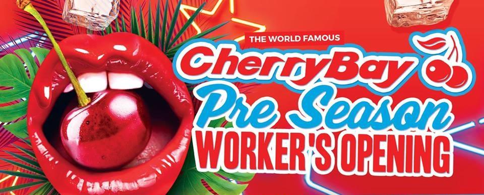 CherryBay Pre Season Worker's Opening