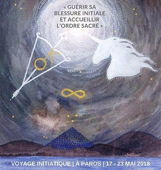 Chiron le Centaure et La Licorne, le désir Essentiel