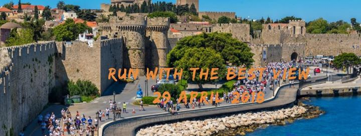 International Rhodes Marathon 29 April 2018