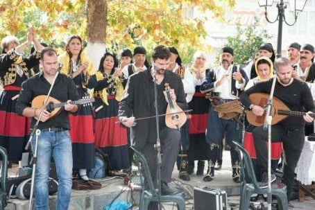 Live Music from Crete