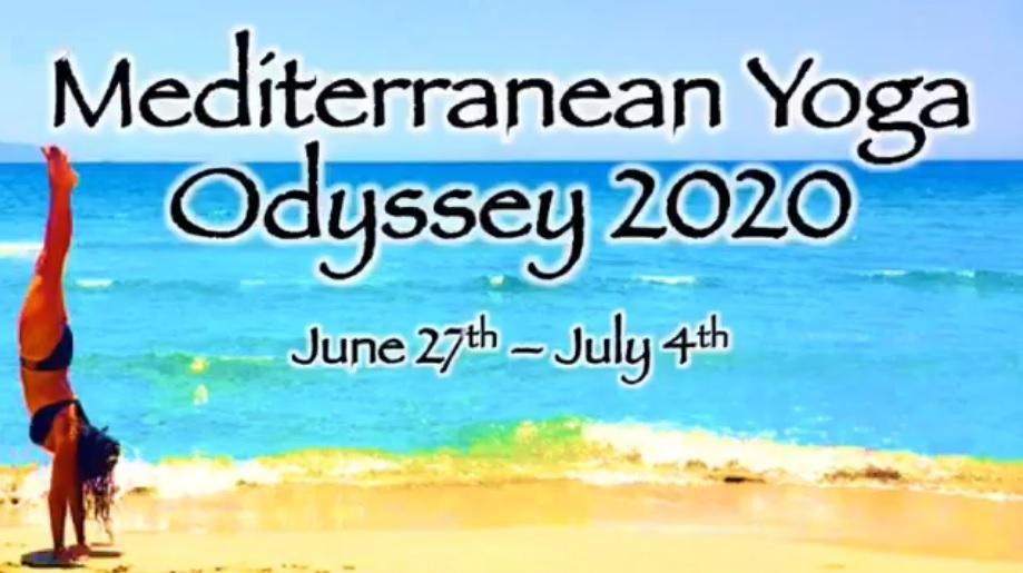 Mediterranean Yoga Odyssey
