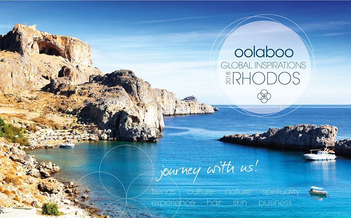 Oolaboo Global Inspirations 2018 Rhodes, Greece