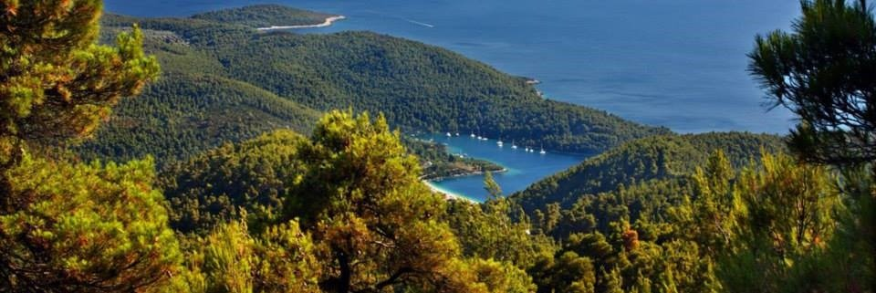 Sail around Skiathos, Skopelos & Alonissos islands