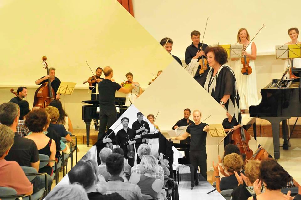 Santorini Festival String Orchestra