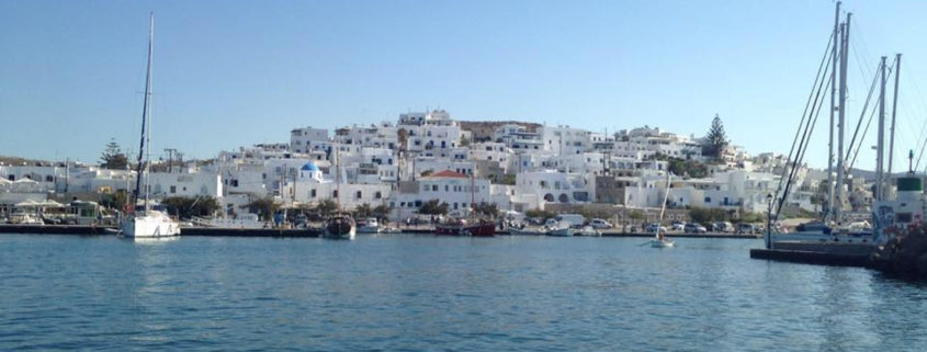 Sing your myth in Paros