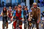The 3rd Tweed Run on Spetses