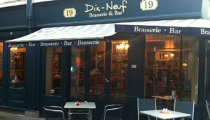 Dix-Neuf Brasserie and Bar