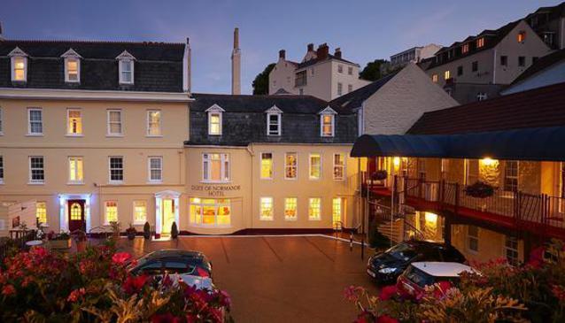 Duke of Normandie Hotel Guernsey