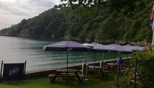 Fermain Beach Cafe
