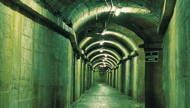 German Military Underground Hospital