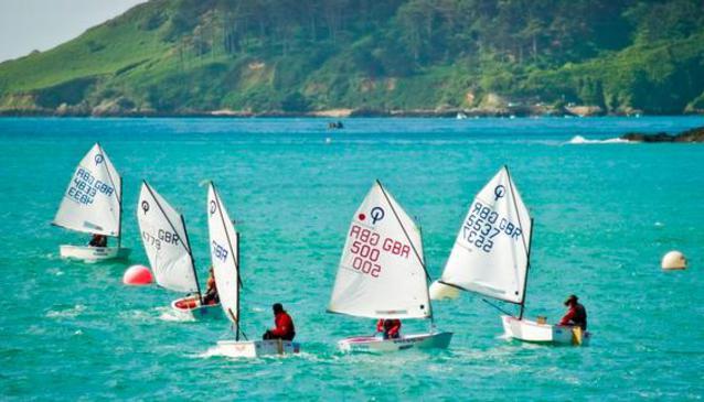 Guernsey Sailing Trust - Sailing