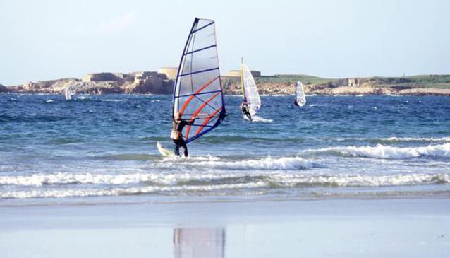 Guernsey Sailing trust - Windsurfing