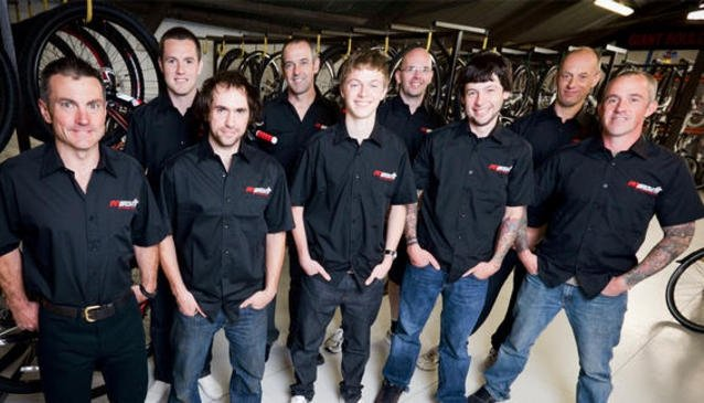 Ian Browns Cycle Shop