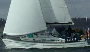 John Frankland -Yacht Charter