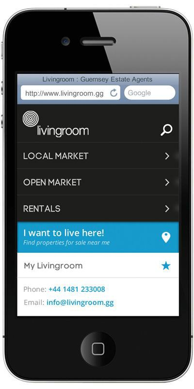 Livingroom Estate Agents In Guernsey