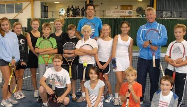 The Guernsey Tennis Club