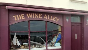 The Wine Alley