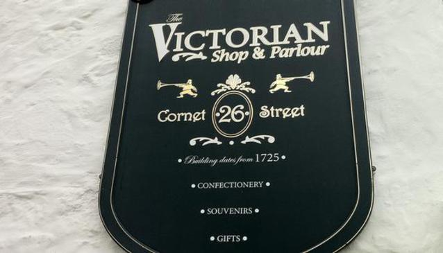 Victorian Shop and Parlour
