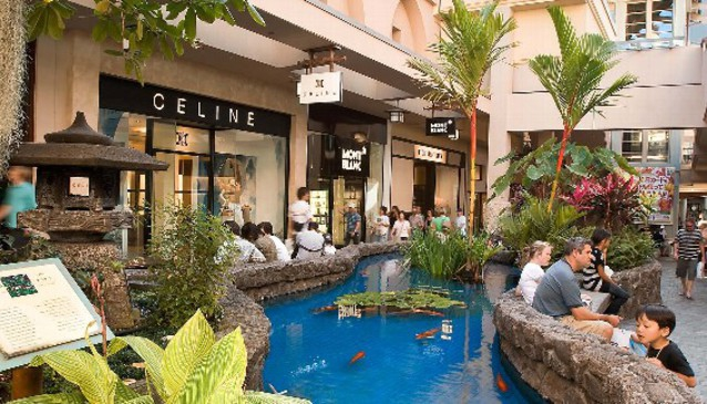 5 Great Shopping Centers In Hawaii