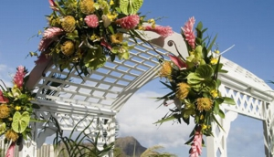 Aloha Island Lei and Floral