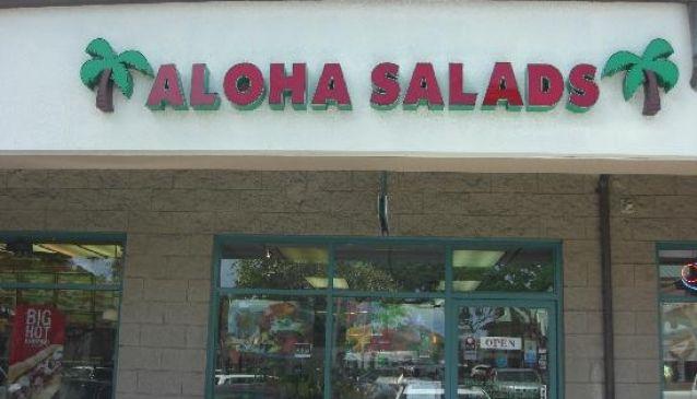 Aloha Salads Kailua